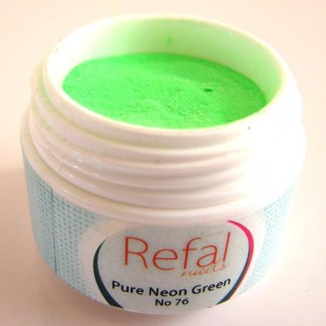 Acrylic Powder Pure Neon Green