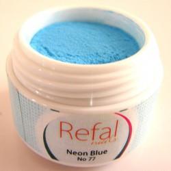 Ακρυλική σκόνη Neon Blue