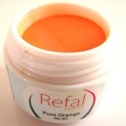Ακρυλική σκόνη Pure Orange