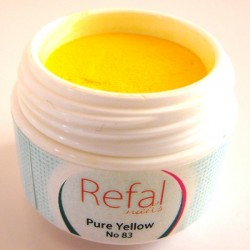 Acrylic Powder Pure Yellow