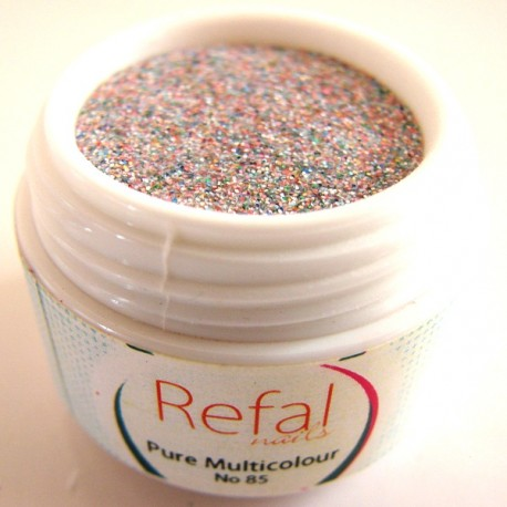 Acrylic Powder Pure Multicolor
