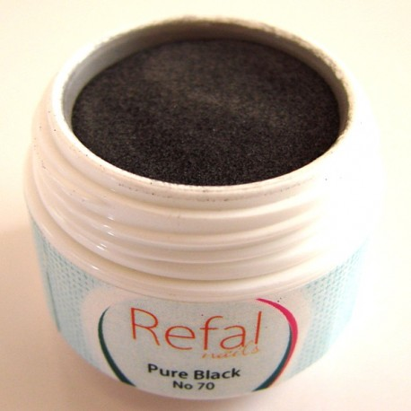Acrylic Powder Pure Black