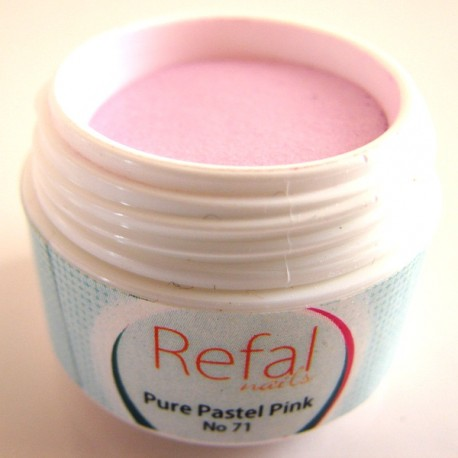 Acrylic Powder Pure Pastel Pink