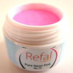 Acrylic Powder Pure Neon Pink